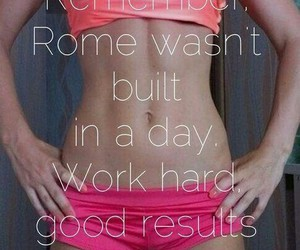 rome, true story, and workout image