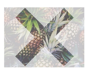 transparent, pineapple, and cute image