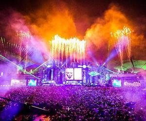 Tomorrowland and music image