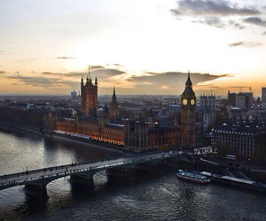 london, england, and Big Ben image