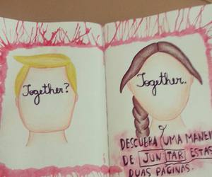 couple, together, and wreck this journal image