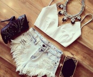 clothes, outfit, and girly image