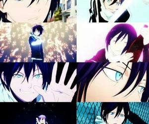 noragami, anime, and yato image