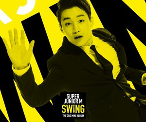 Henry Lau, kpop, and super junior image