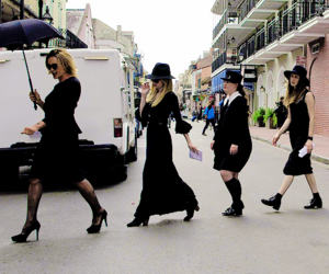 coven, ahs, and fiona image
