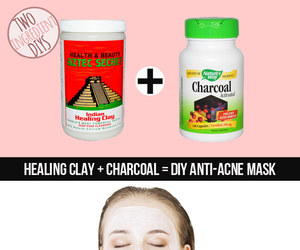 diy, skin care, and two ingredients image