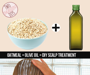diy and scalp treatment image