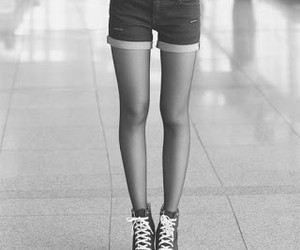 skinny, legs, and thin image