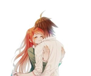 boy, ryouko, and couple image