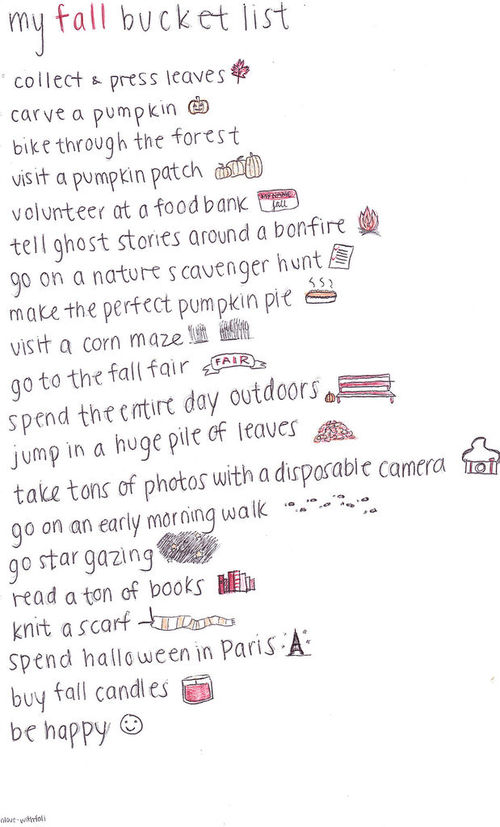 Bucket List Quotes Tumblr On We Heart It