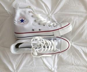 converse, fashion, and teens image