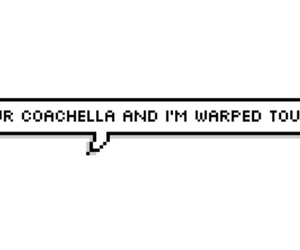 bands, coachella, and grunge image