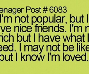 friends, true, and popular image
