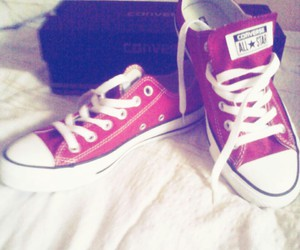 converse, all★star, and red♥ image