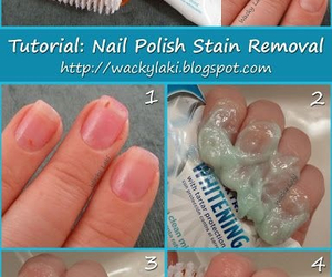 nails, diy, and beauty image