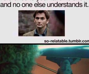 doctor who, fandom, and david tennant image
