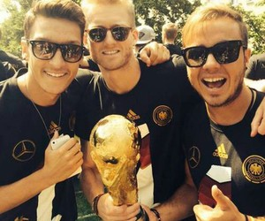 germany, gotze, and worldcup image