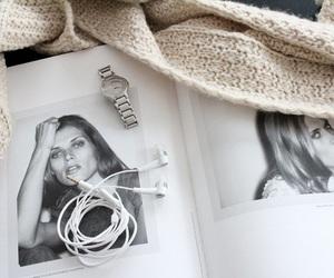 fashion, magazine, and model image