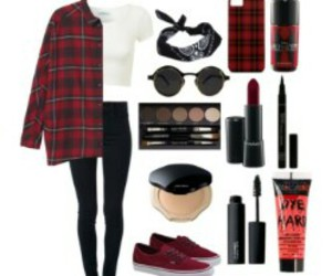 accessories, glasses, and Polyvore image