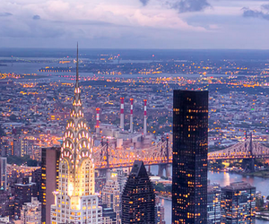 city, new york, and view image