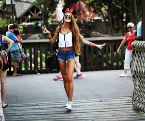 fashion, disney, and style image