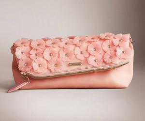 Burberry, pink, and designer bag image