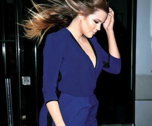 khloe kardashian, fashion, and kardashian image