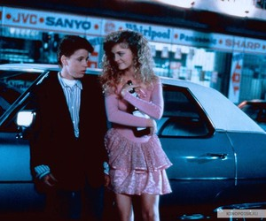 girl 80's and mercedes lane image