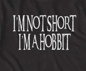 funny and hobbit image
