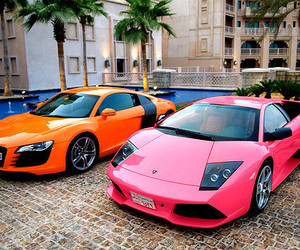 car, luxury cars, and cars image