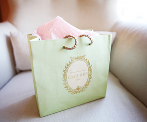 laduree and shopping image