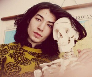 ezra miller, boy, and hipster image