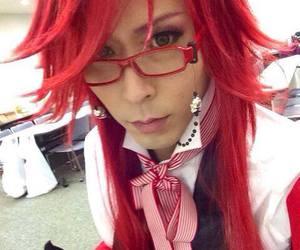 cosplay, japanese, and shinji image