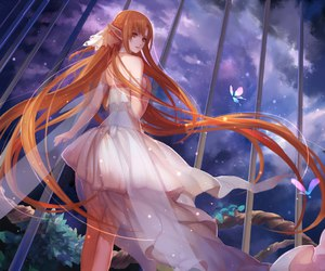 anime, sao, and asuna image