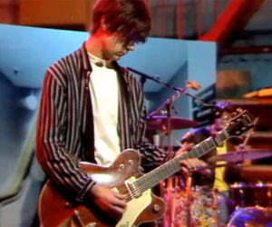 stone roses and john squire image