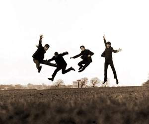 the beatles, beatles, and jump image
