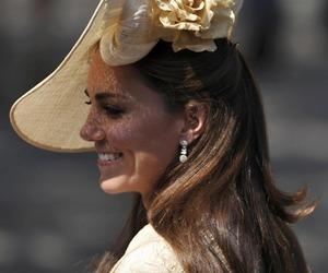 hat, kate middleton, and fashion image