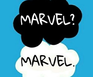 Marvel and okay? okay image