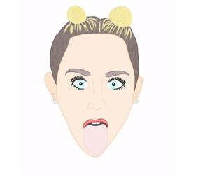 miley cyrus, transparent, and beautiful image