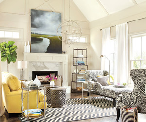 vintage interior, wall decor, and traditional interior image