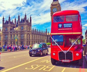 beauty, london, and love image