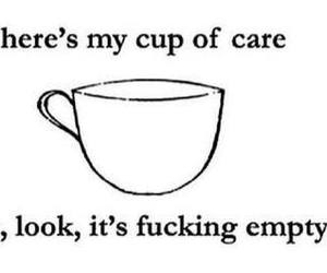 cup, care, and empty image