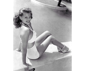50's, sexy, and beach image