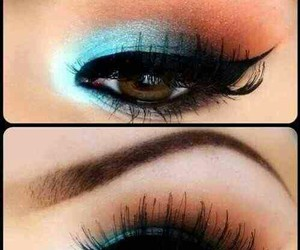 black, eyes, and pretty image