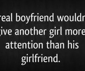 attention, real, and boyfriend image