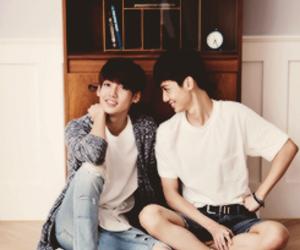 boyfriend, kpop, and kwangmin image