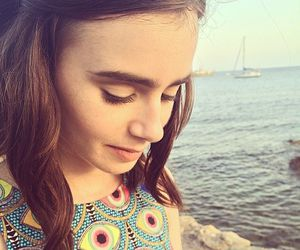 lily collins, actress, and perfect image
