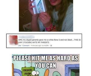 funny, hahahahaha, and troll image