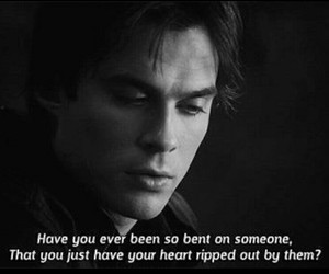 damon, quotes, and ian somerhalder image