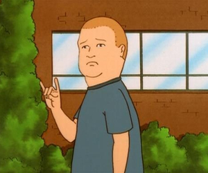 reaction, King of the Hill, and punk image